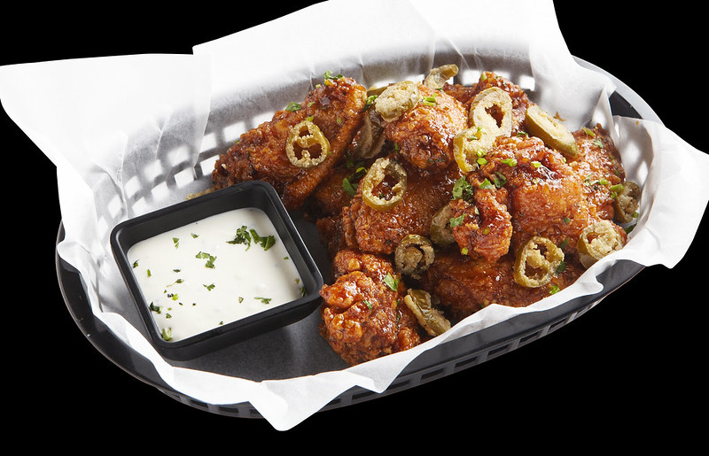 Copy of honey tequila chicken wings