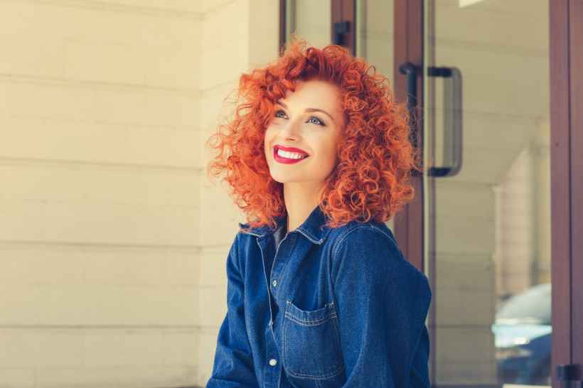 Modern Curly Perms Types Glamorous Styles