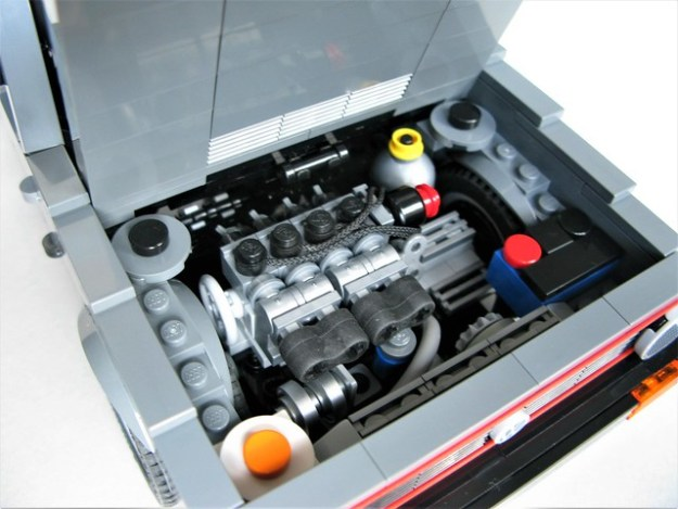 Golf GTi Mk1 Engine Compartment