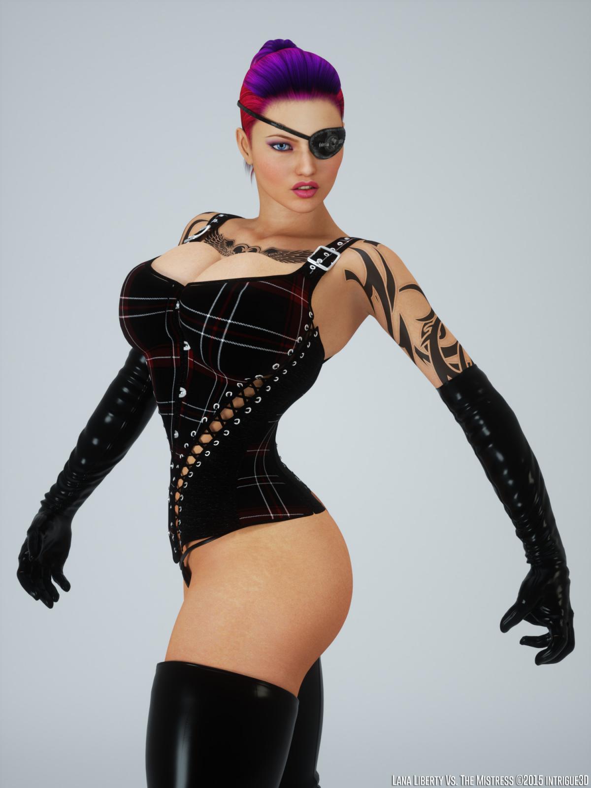Hình ảnh 25795778527_37c20bc45b_o trong bài viết Lana Liberty Vs The Mistress