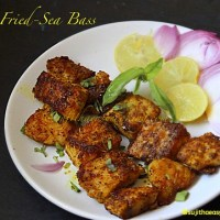 Pan Fried Sea Bass1