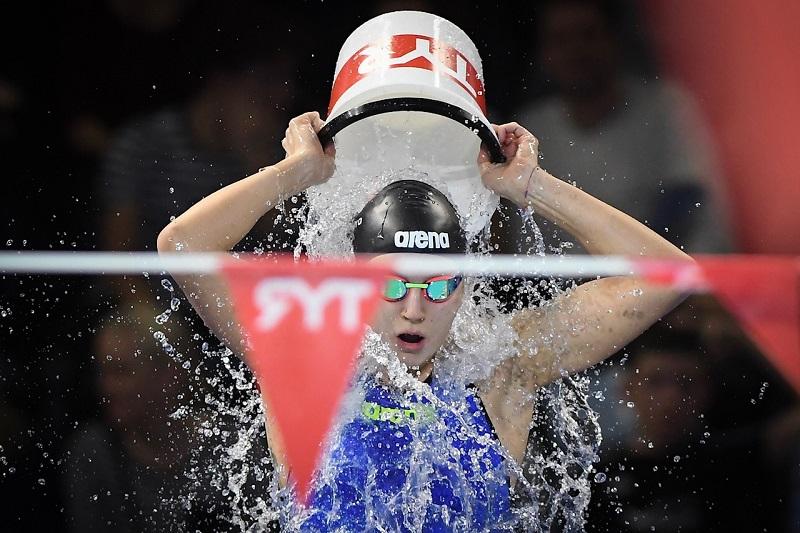 BodyCare, come proteggere e coccolare pelle e capelli dei nuotatori