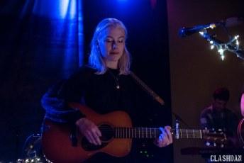 Phoebe Bridgers @ Kings in Raleigh NC on February 17th 2018