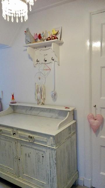 Babykamer landelijk brocante