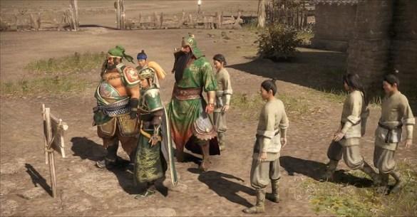 Dynasty Warriors 9 - Wu Village