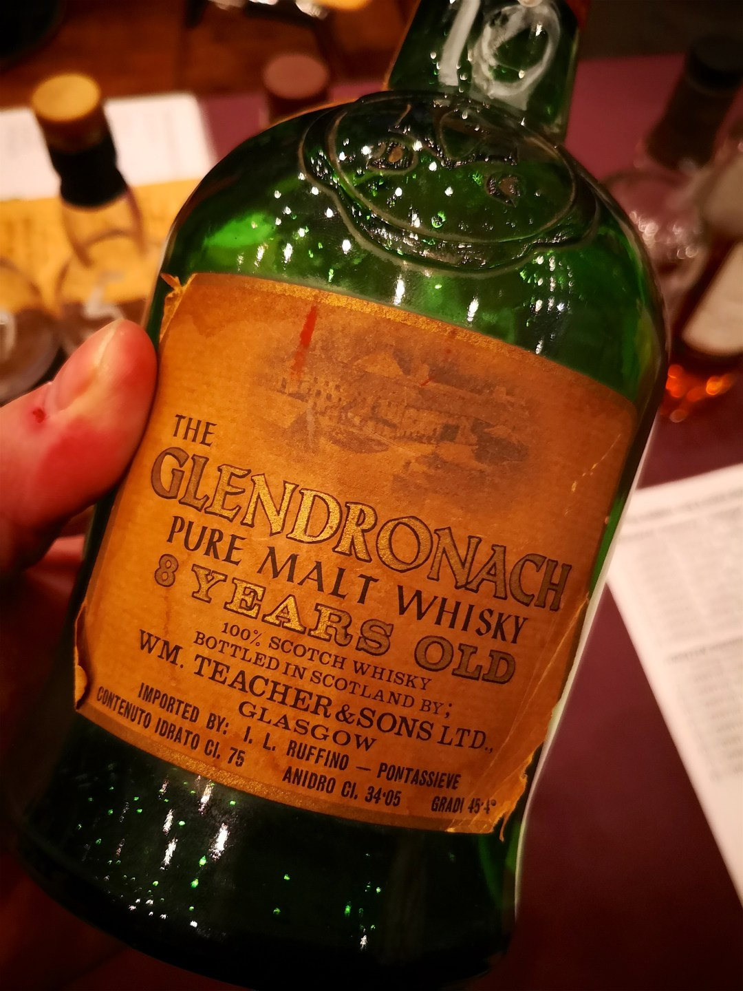 Glendronach 8 Years Old Pure Malt