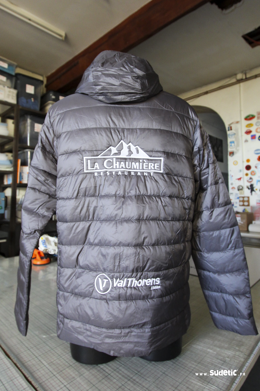 Sudetic textile La Chaumiere Val Thorens