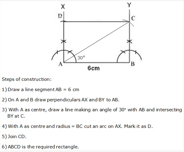 Frank icse solutions for class 9 maths constructions of frank icse solutions class 9 maths constructions quadrilaterals ccuart Images
