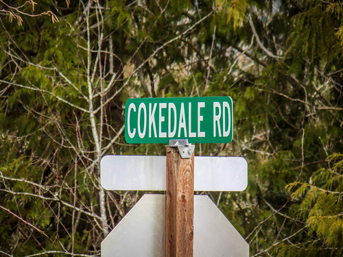 Cokedale Ghost Town
