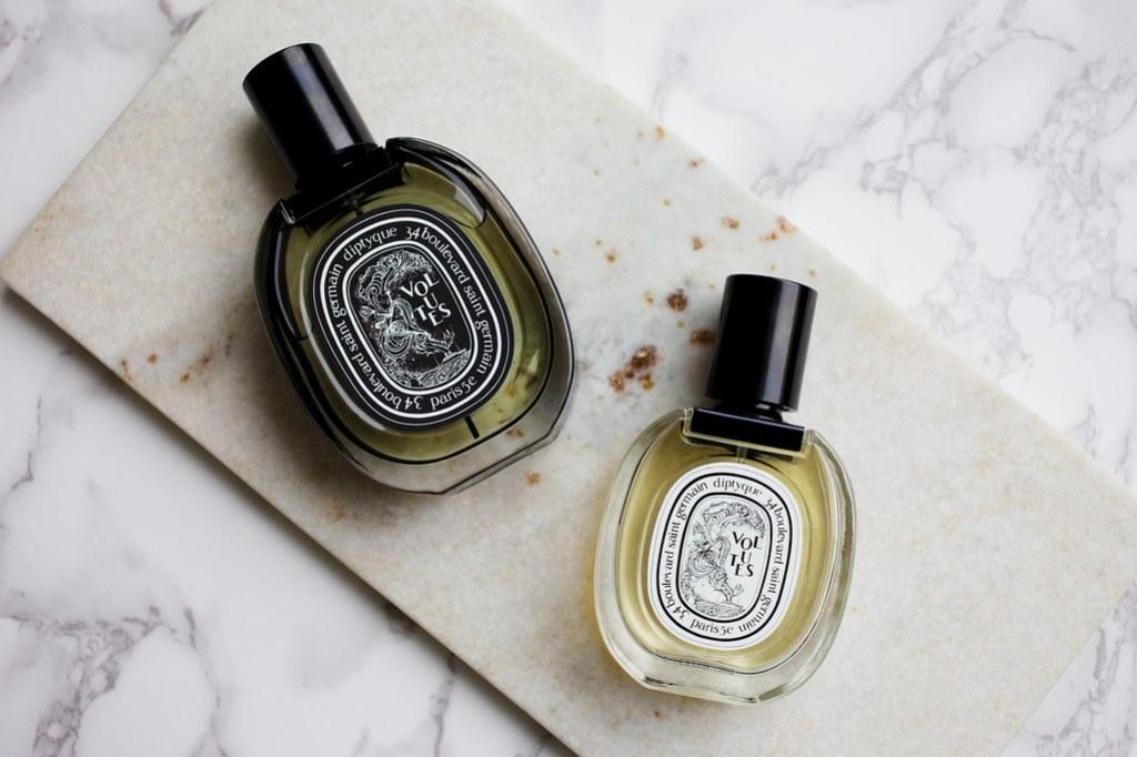 Diptyque tuoksut