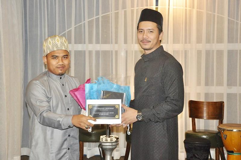 CSR Fattah Amin