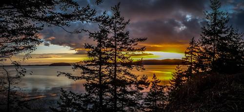 Samish Sunset-005