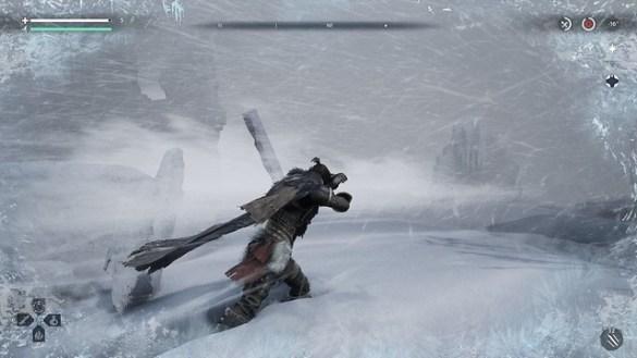 Fade to Silence - Blizzard