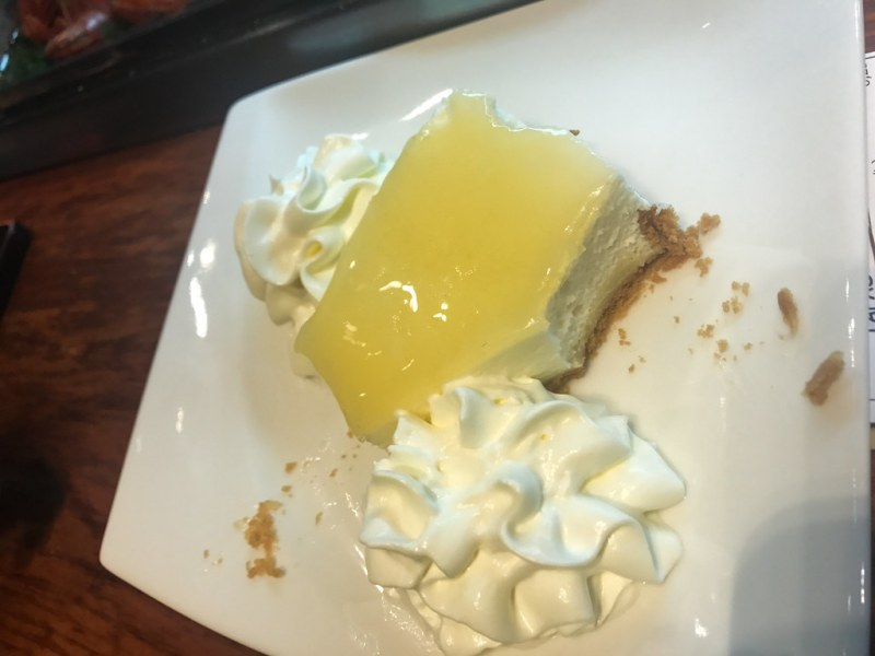 Lemon Cream Cake ($5.75)