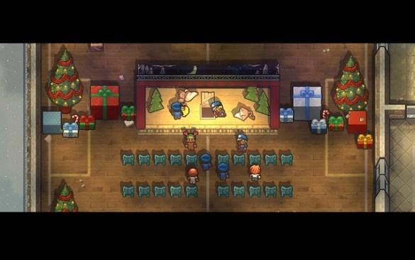 The Escapists 2 - Christmas Prison