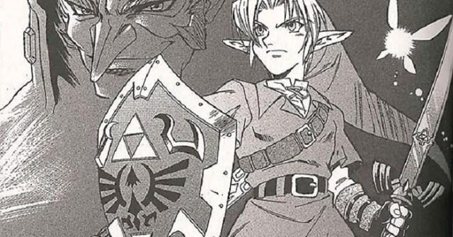 Resultado de imagem para ocarina of time Dragon akira Himekawa