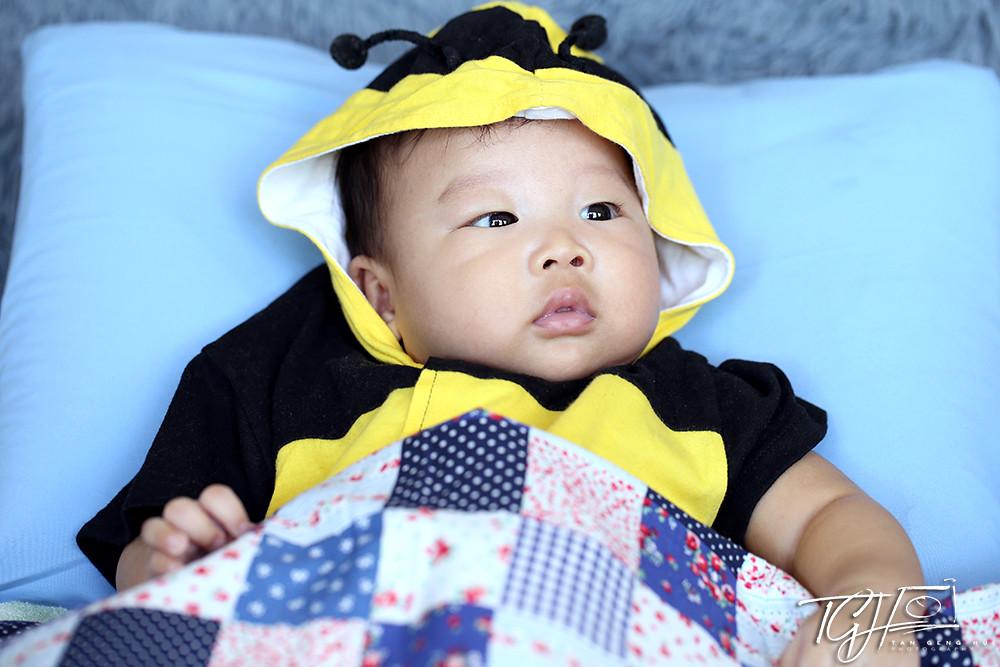 Tan Genghui photography baby Kayden