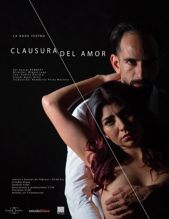 2018.02.23 CLAUSURA DEL AMOR