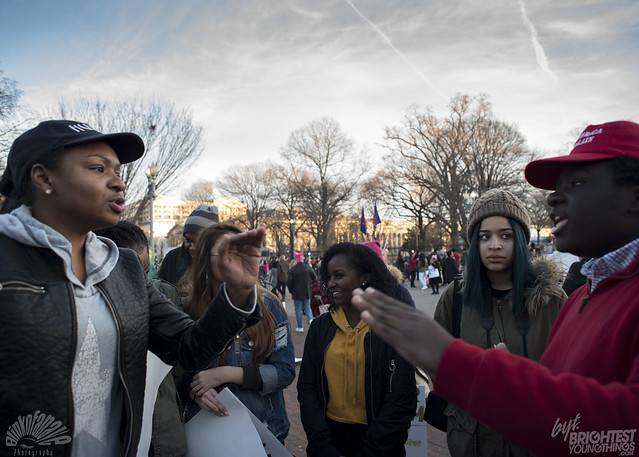 DC Women's March