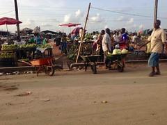 Roadside Market.