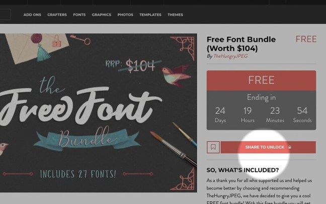sapjil-free-font-bundle