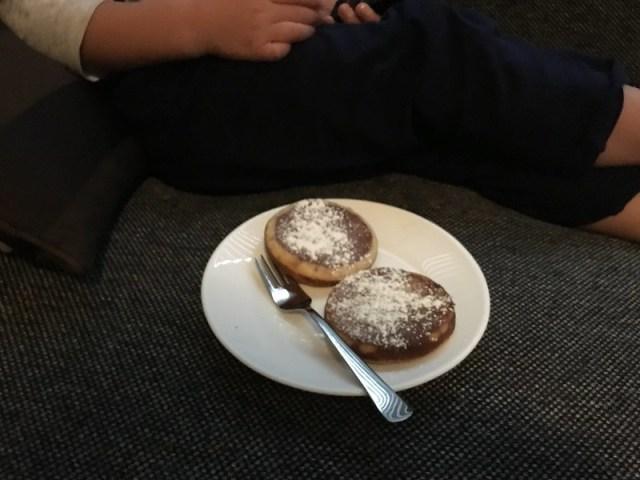 American Pancakes pannenkoeken ontbijt Ja-dag