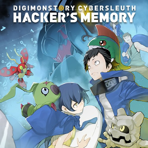 Digimon Cyber Sleuth