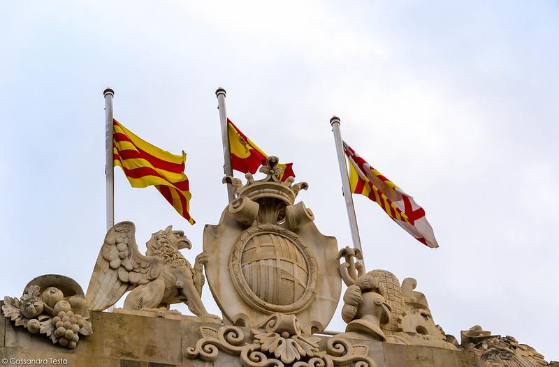 Placa Sant Jaume