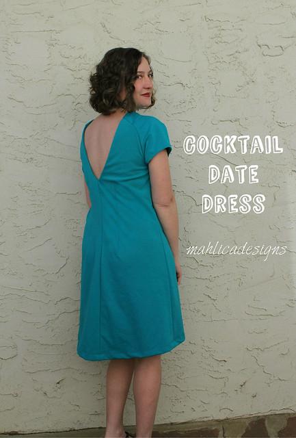 M7628 cocktail dress 12 label 2