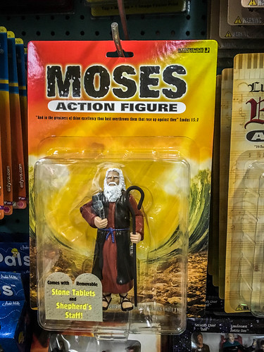 Moses Action Figure