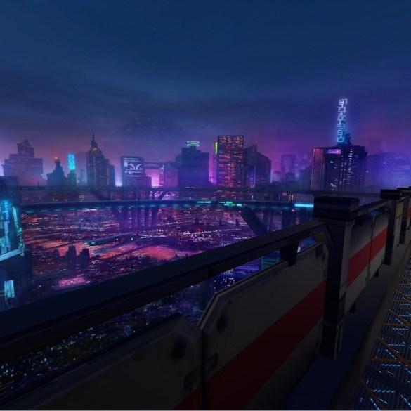 Sariento VR - Cyberpunk