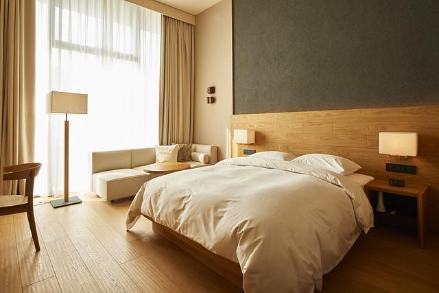 MUJI HOTEL SHENZHEN Room Type A 无印良品酒店·深圳_客房A型