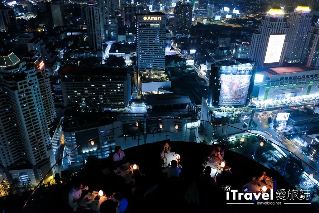 曼谷高空酒吧 Red Sky Bar (36)