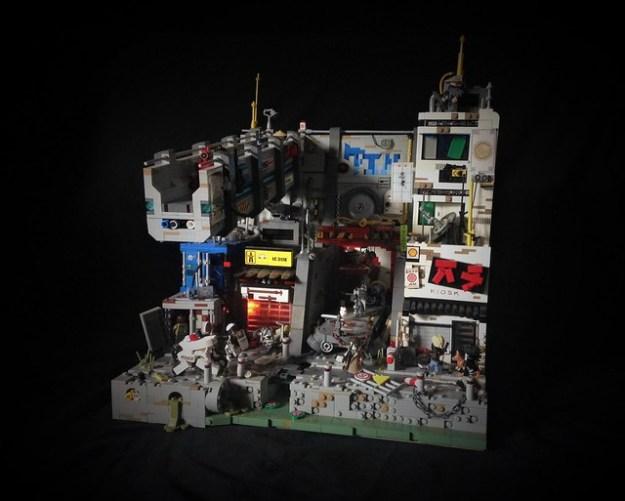 CyberPunk 2046: Sector LL927