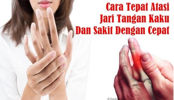 Obat Jari Tangan Kaku Dan Sakit Di Apotik