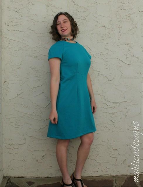 M7628 cocktail dress 8 wm