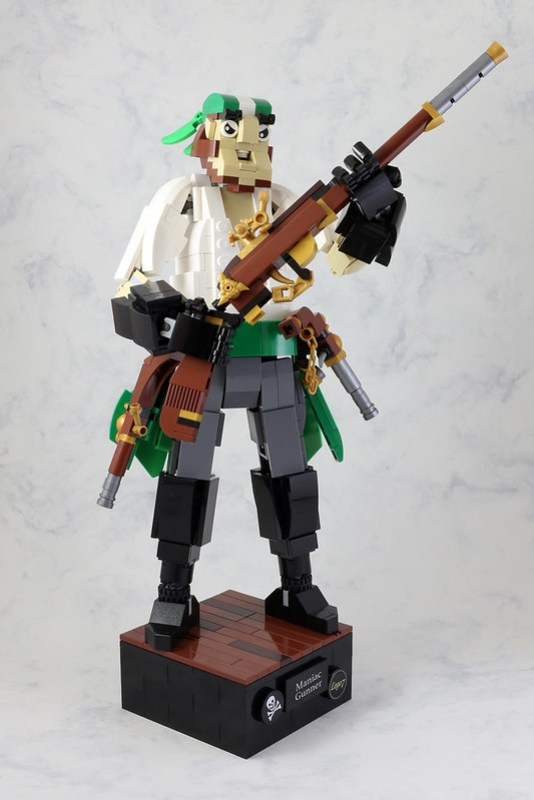 Maniac Gunner Pirate
