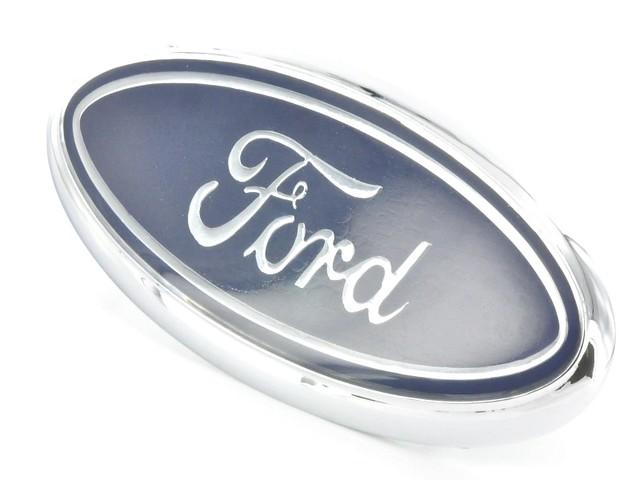 emblemat Ford, niebieska emalia7