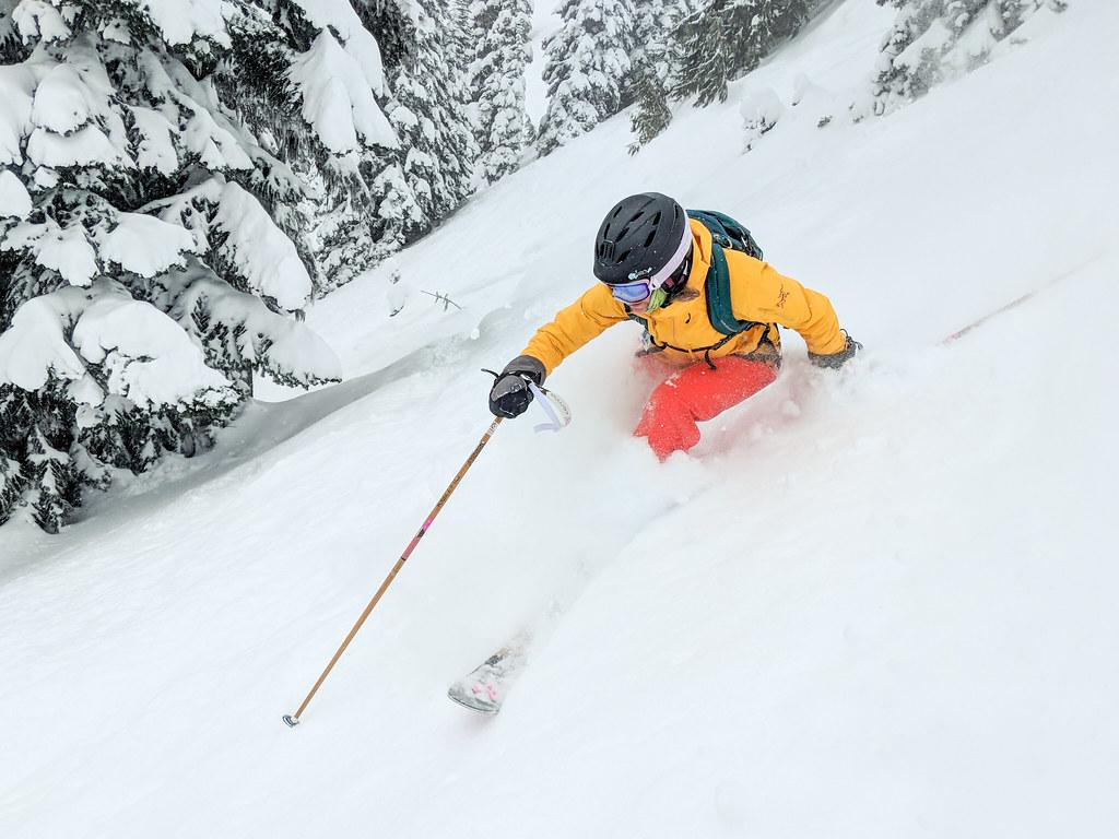 Women's Ski Layers