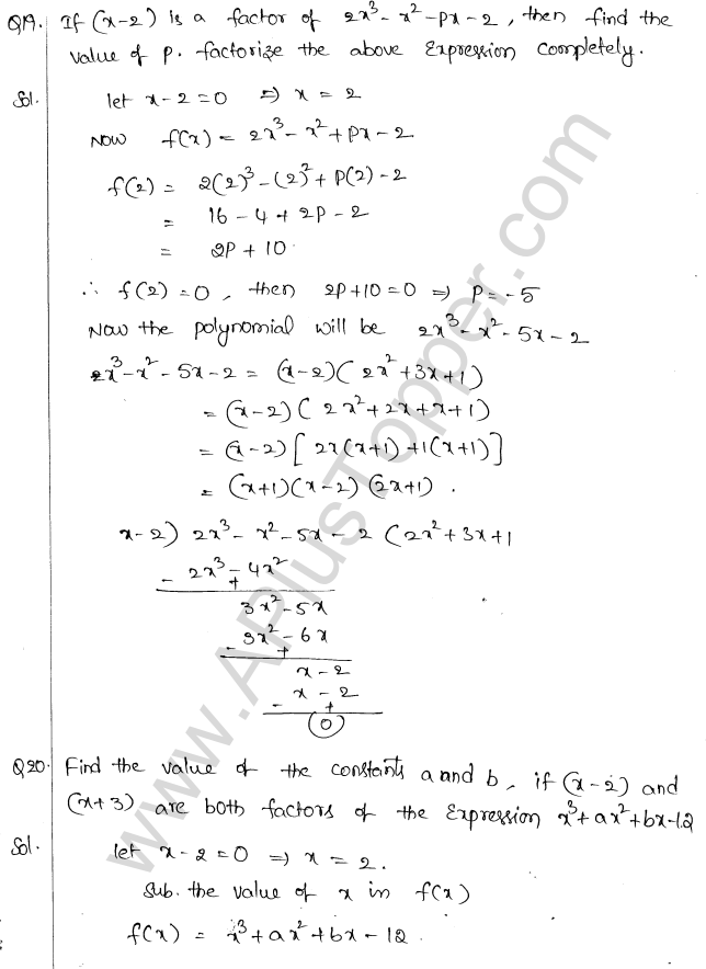 ml-aggarwal-icse-solutions-for-class-10-maths-ch-7-factor-theorem-13