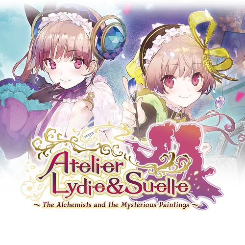 Atelier Lydie and Sue