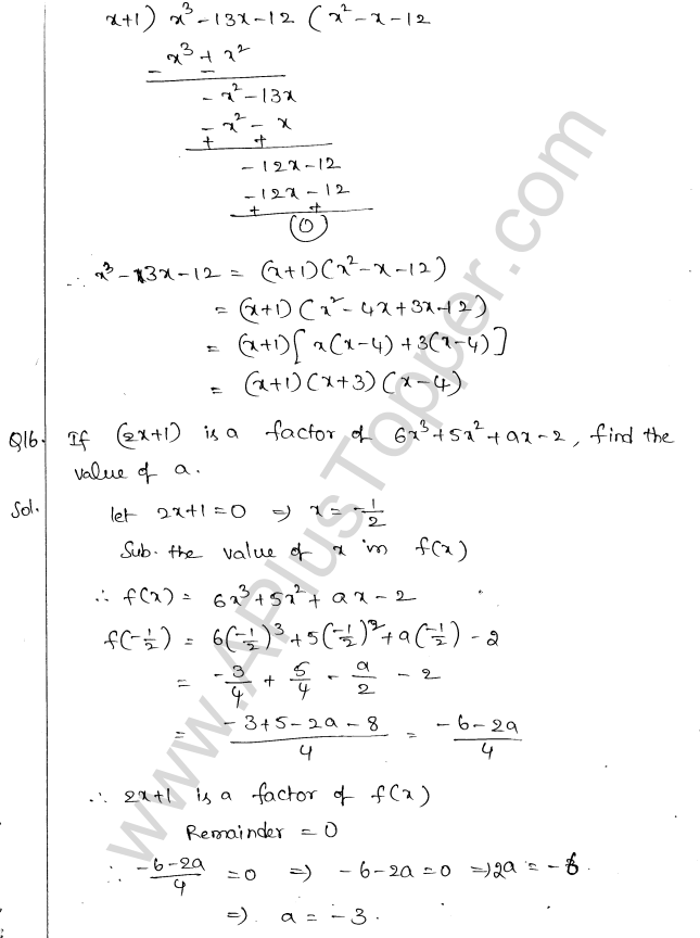 ml-aggarwal-icse-solutions-for-class-10-maths-ch-7-factor-theorem-11
