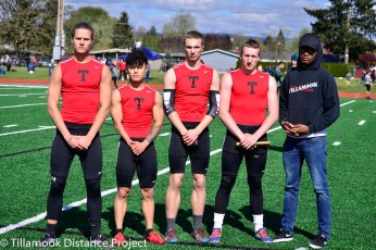 2017 T&F Stayton Invite