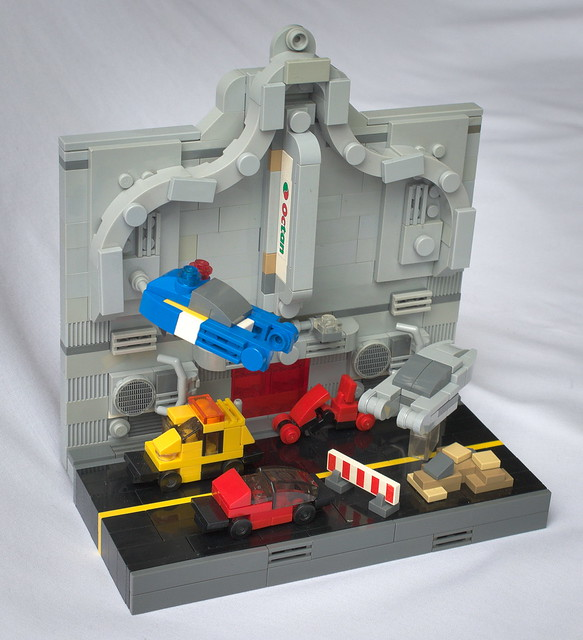 LEGO Blade Runner Archives   The Brothers Brick   The Brothers Brick