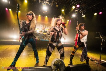 Steel Panther + The Wild! @ The Commodore Ballroom - March 15th 2018