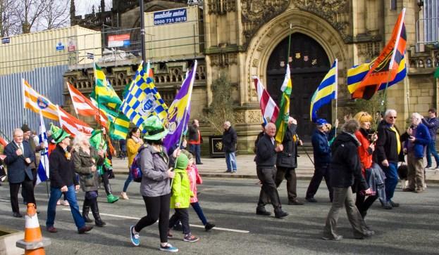 St Patrick's Parade 2018
