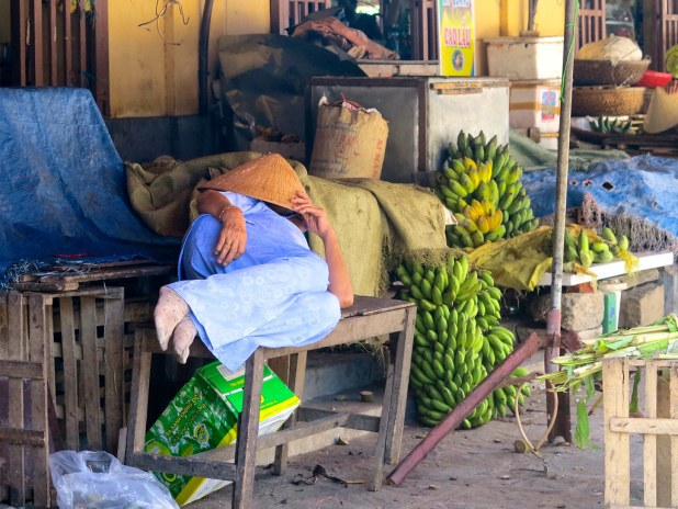 Mercado en Hoi An