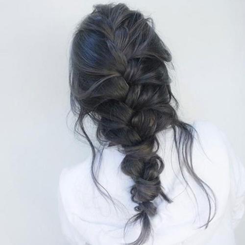 French Braid Hairstyles