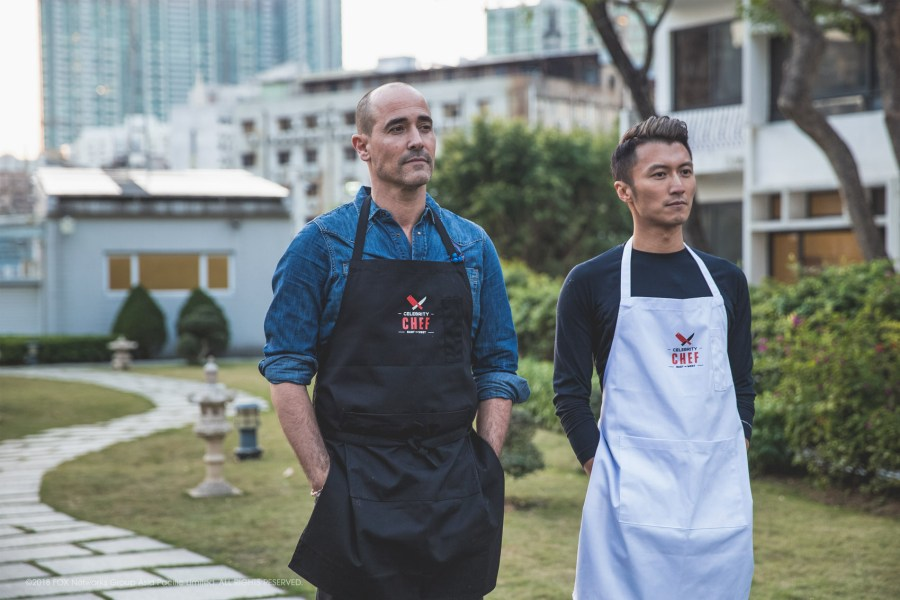 Celebrity Chef on AXN (3 of 5)