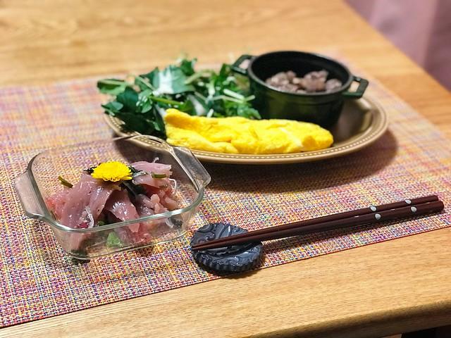 お魚なMEC食・糖質制限ディナー